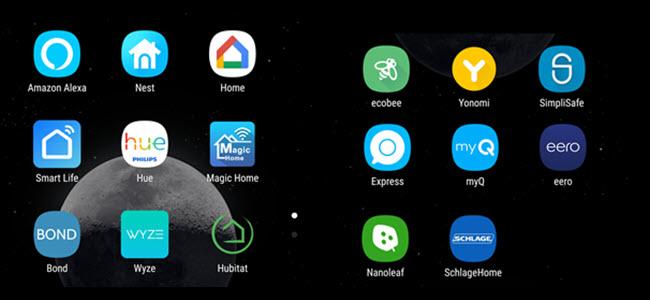 17 aplicativos smarthome que variam de Alexa a Yonomi e SchlageHome