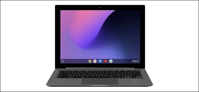Simulador de Chromebook sem texto