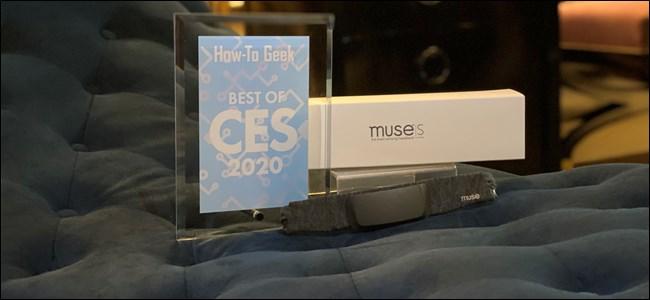 Muse S com prêmio How-To Geek