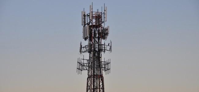 torre de sinal de celular
