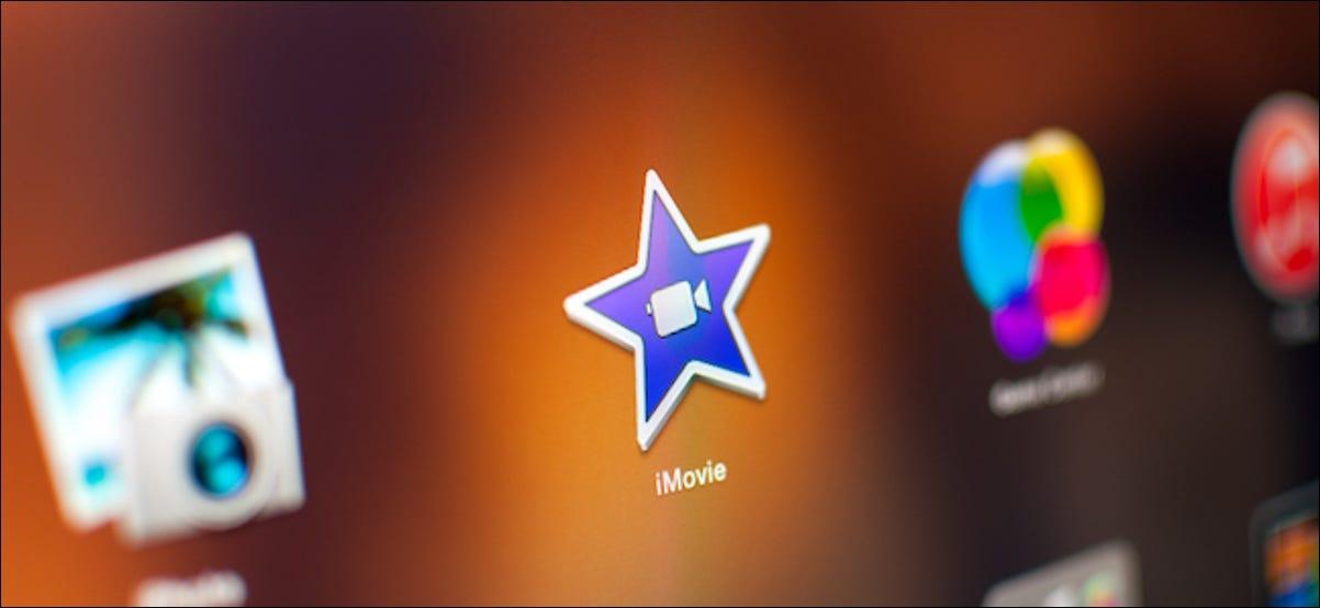 Usuário do iMovie no Mac Reduzindo o ruído de fundo e aumentando o volume do filme