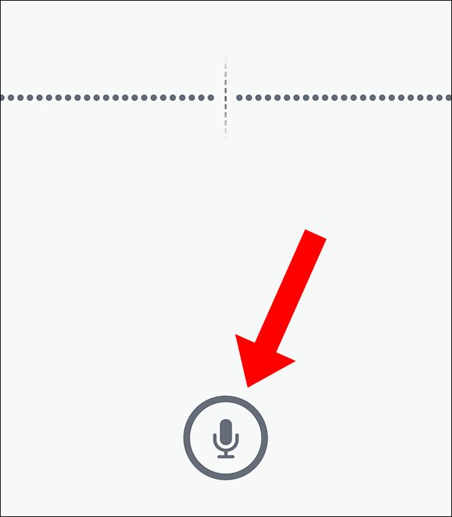 símbolo de microfone snapchat