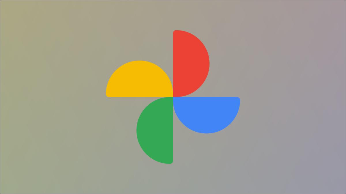 Logotipo do Google Fotos