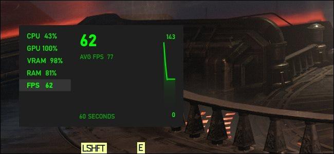 xbox game bar 62 fps doom eterno