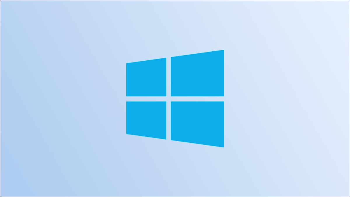 Logotipo do Windows 10