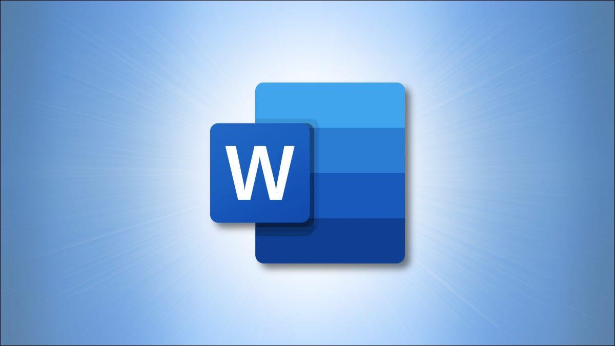 Herói do logotipo do Microsoft Word