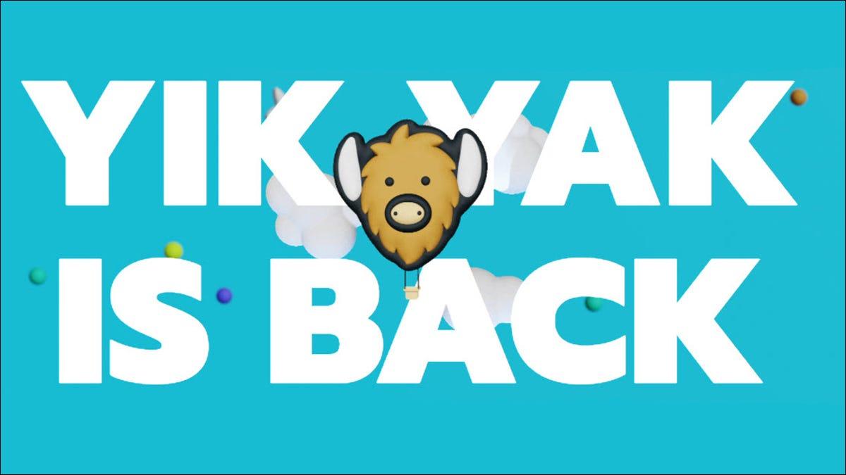 YikYak está de volta
