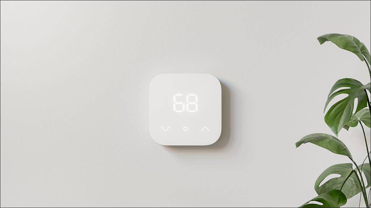 Termostato Amazon Smart